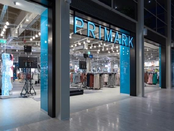 The brand new Primark at centre:mk, which opened today (16 April, 2019) after months of construction work (Photo: centre:mk)