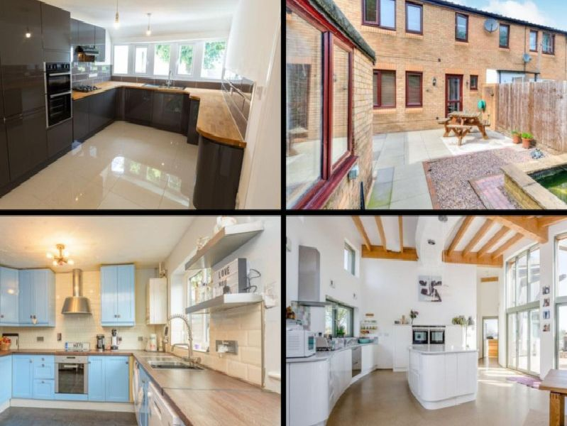 The 9 most popular properties for sale in MK