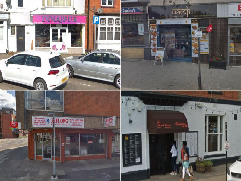 These are the top rated restaurants that do delivery in Milton Keynes.