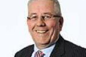 Councillor Kenneth Reid is stepping down