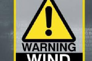 The Met Office has issued a weather warning of wind for Northern Ireland.