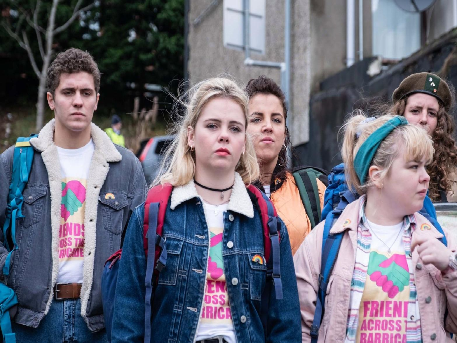 Series two of Derry Girls has proven to be every bit as funny as series one