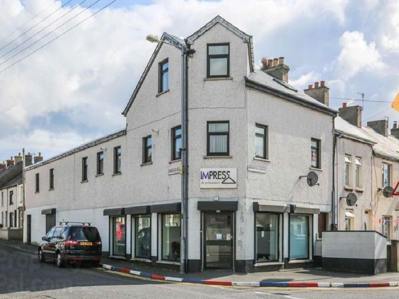 NEWINGTON AVENUE, Larne  - Propertypal says property has a guide price of 40,000
