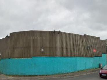 The former Glengormley PSNI Station site. Pic by Google.