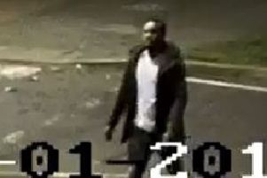 Police want to speak to this man in connection with a sex attack in Corby NNL-191001-164543005