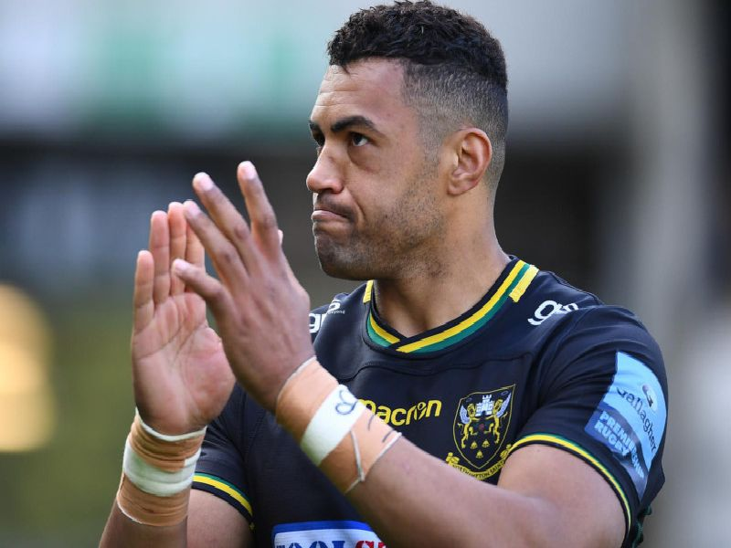 Luther Burrell is leaving Saints this summer after seven years at the club