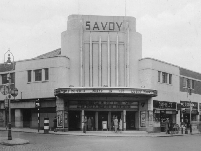 The Savoy when it first opened. Photo: Stage Right Productions