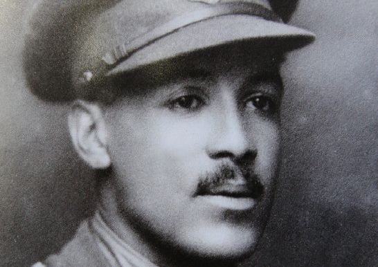 Pioneering Footballer Who Went On To Become A Hero