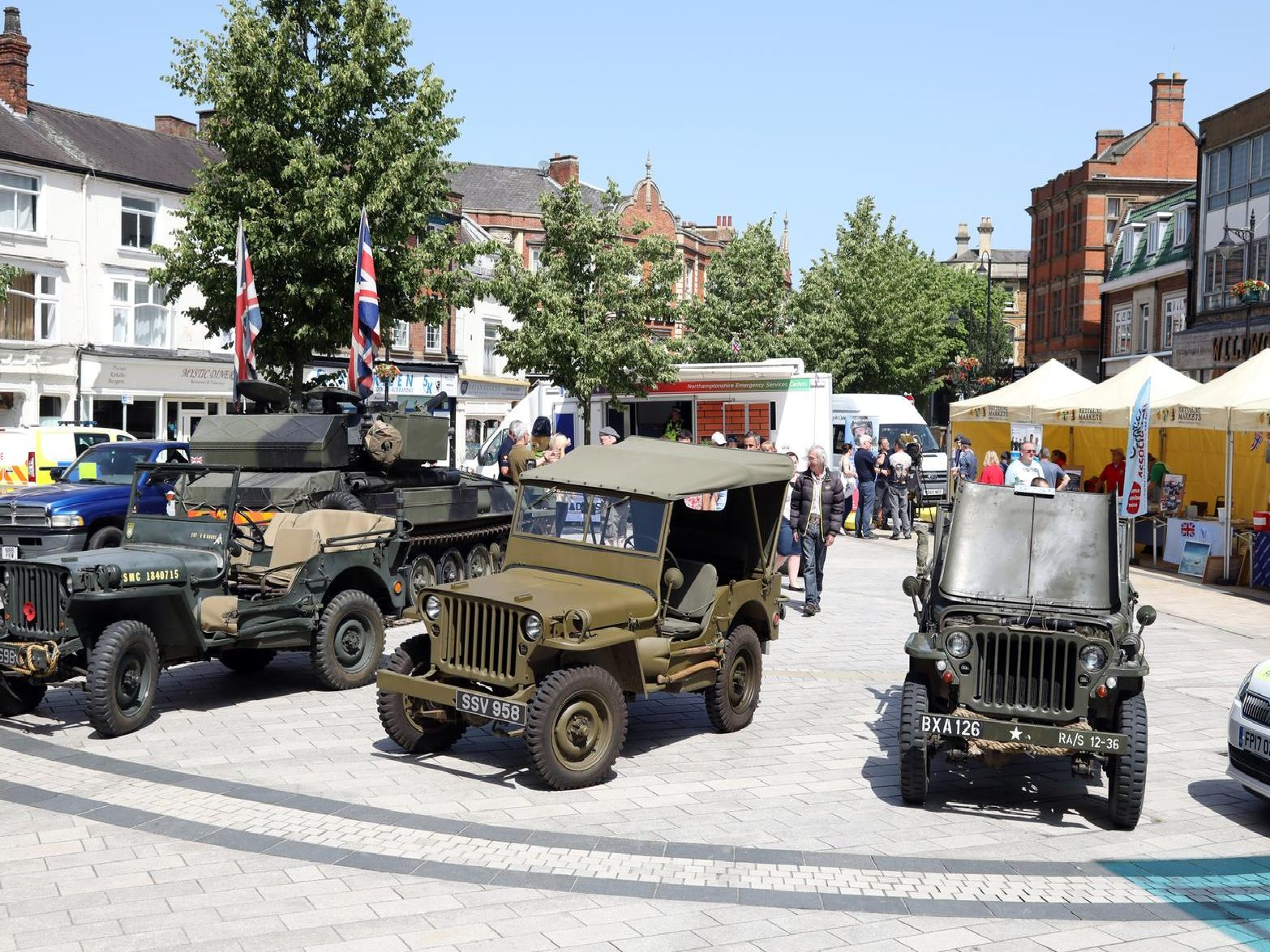 Armed Forces Day, Kettering