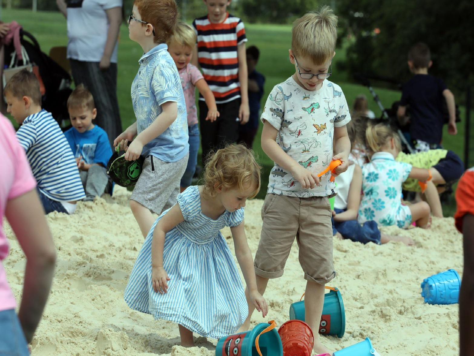 National Play Day, Corby