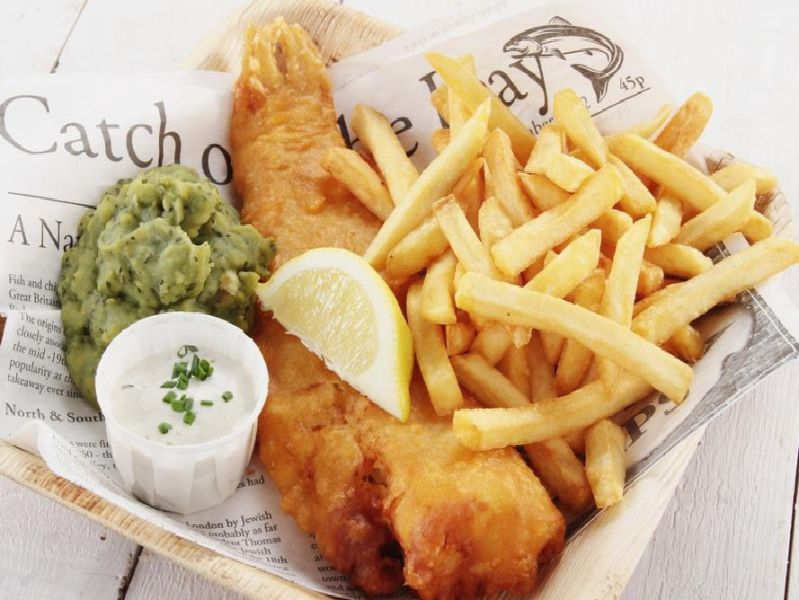 Are you treating yourself to some fish and chips this weekend?