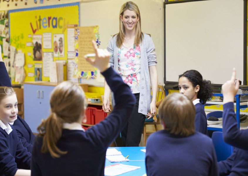 Take a look at some of the teaching jobs available now in Peterborough