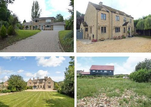 The most expensive houses up for sale in Peterborough