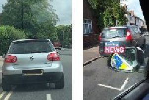 Vehicles seized by the BCH Road Policing Unit in the past week
