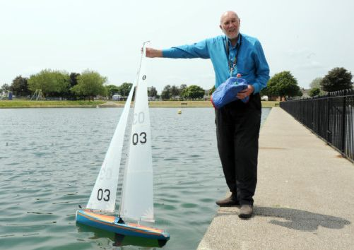 Model yacht club sails into the present day - The News