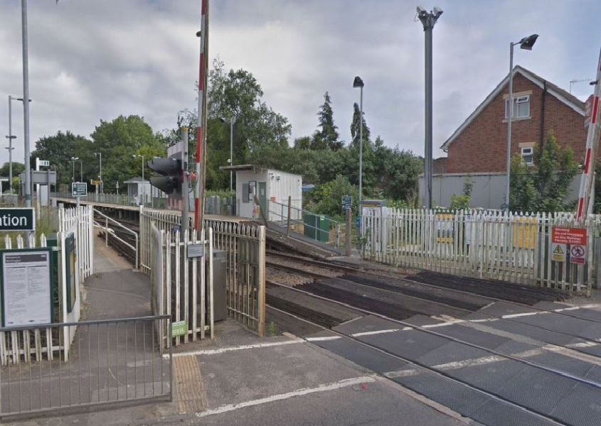 Here are Hampshire's least-used train stations