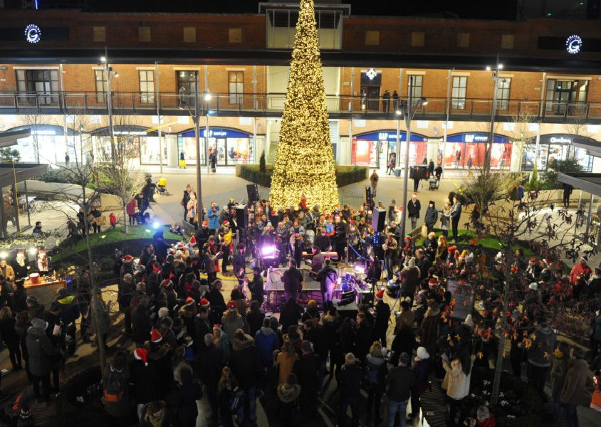 Here are our pick of things to do in Portsmouth between Christmas and New Years. Picture: Sarah Standing