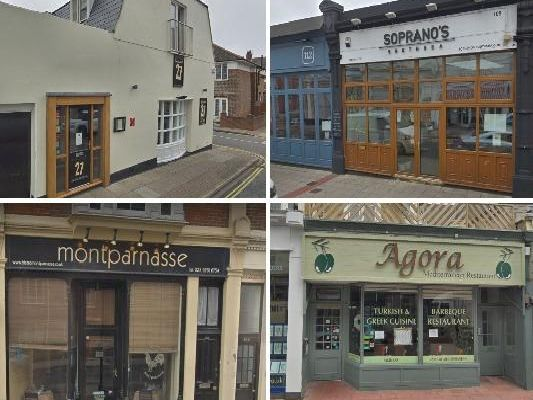 These 15 restaurants are rated as the very best in Portsmouth, according to TripAdvisor reviews