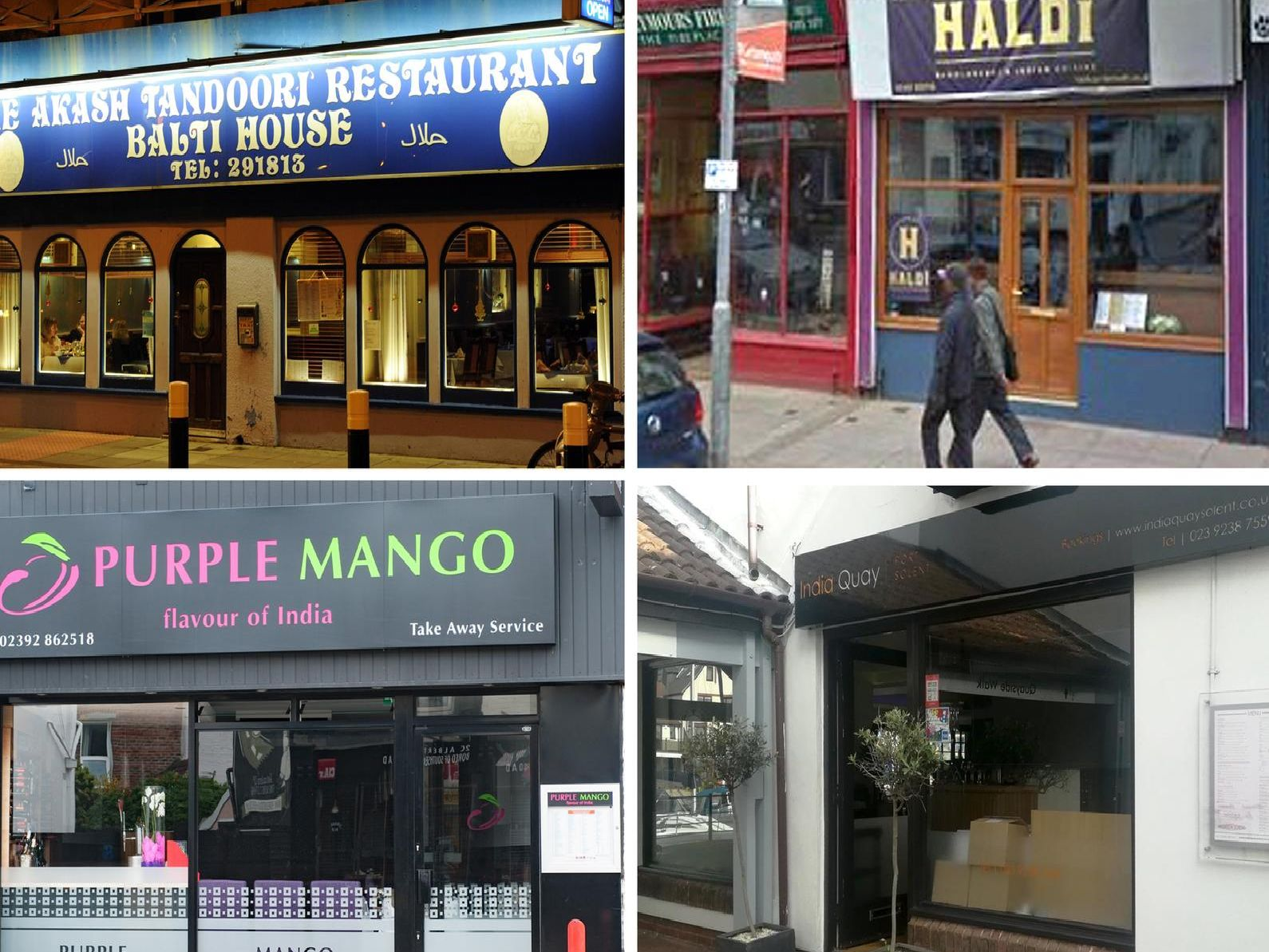 Best curries in Portsmouth