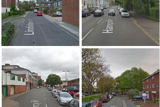 Cheapest streets in Portsmouth