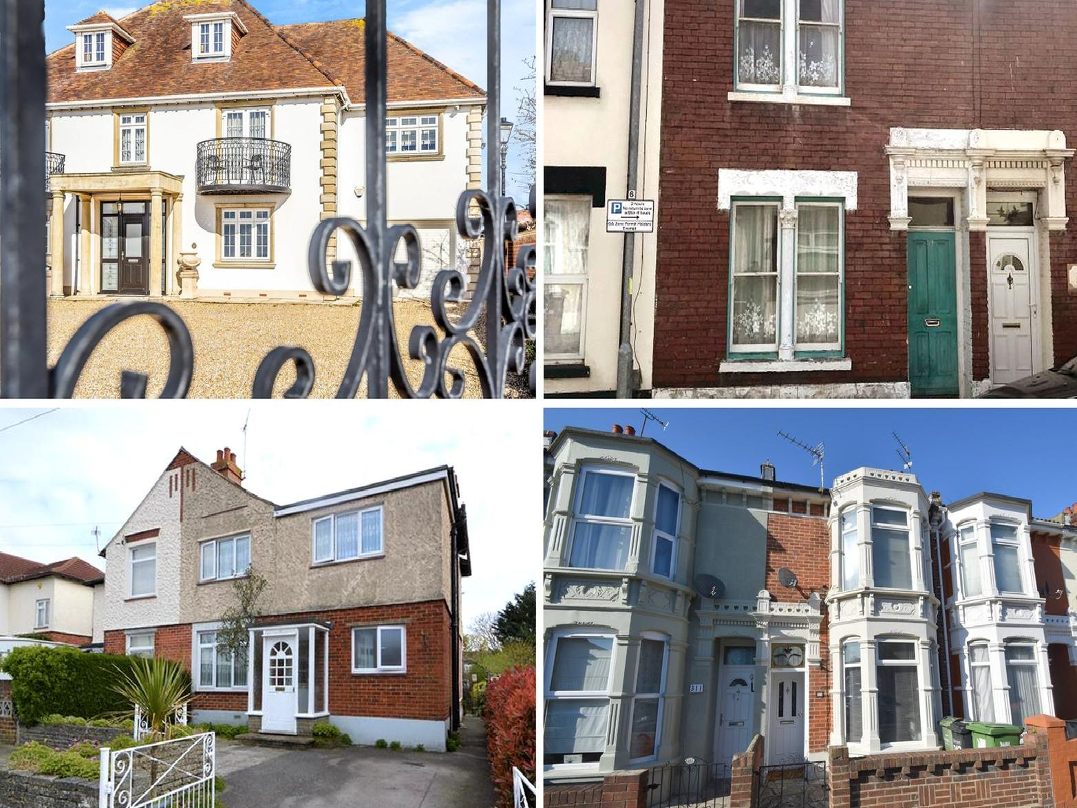 Most popular houses in Portsmouth