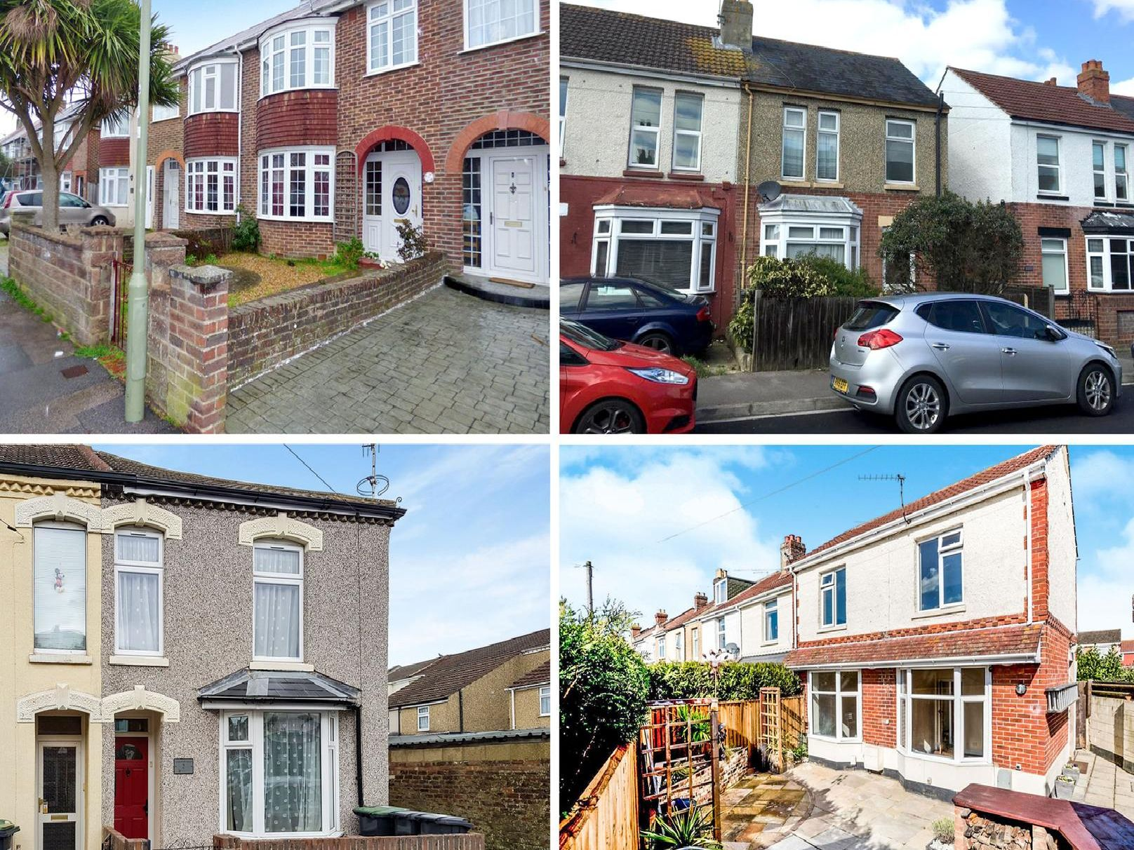 Most popular houses on sale in Gosport