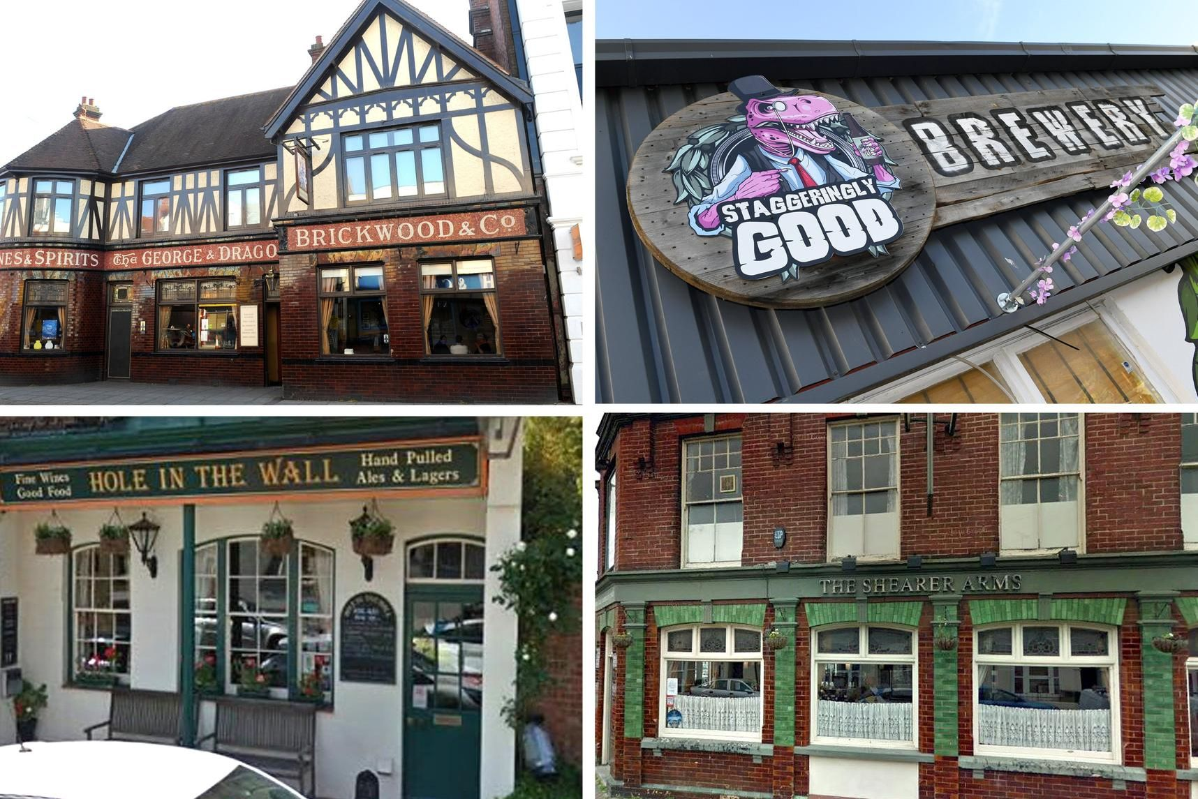 Your favourite pubs