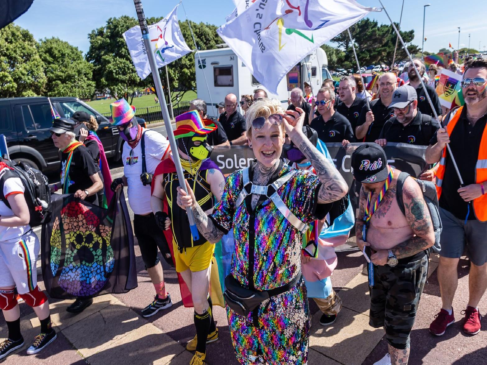 Portsmouth Pride 2019 by Johnny Black'www.johnnyblackphotography.co.uk'www.facebook.com/Johnnyblackphotography