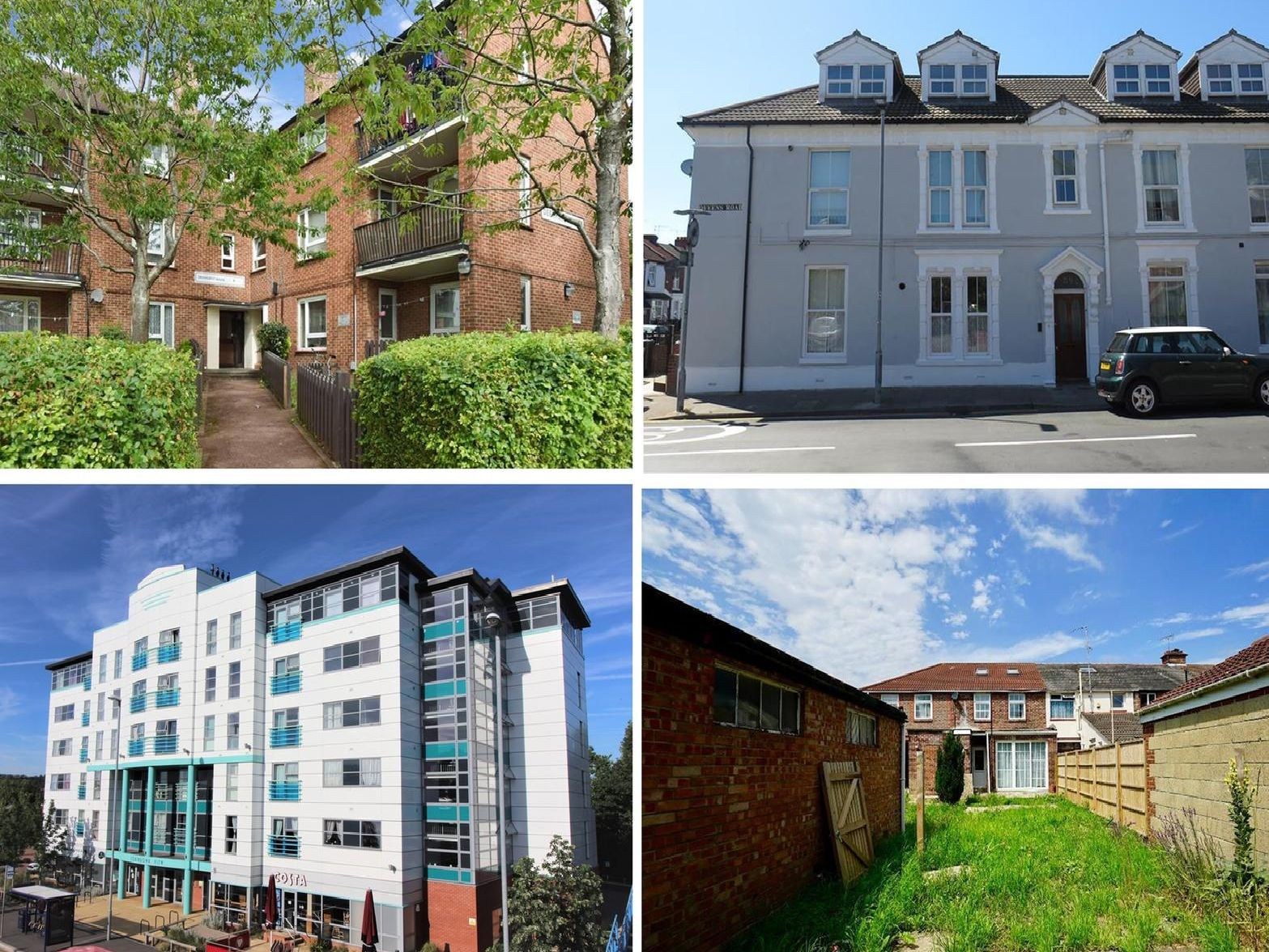 Homes that 100,000 can buy you in Portsmouth