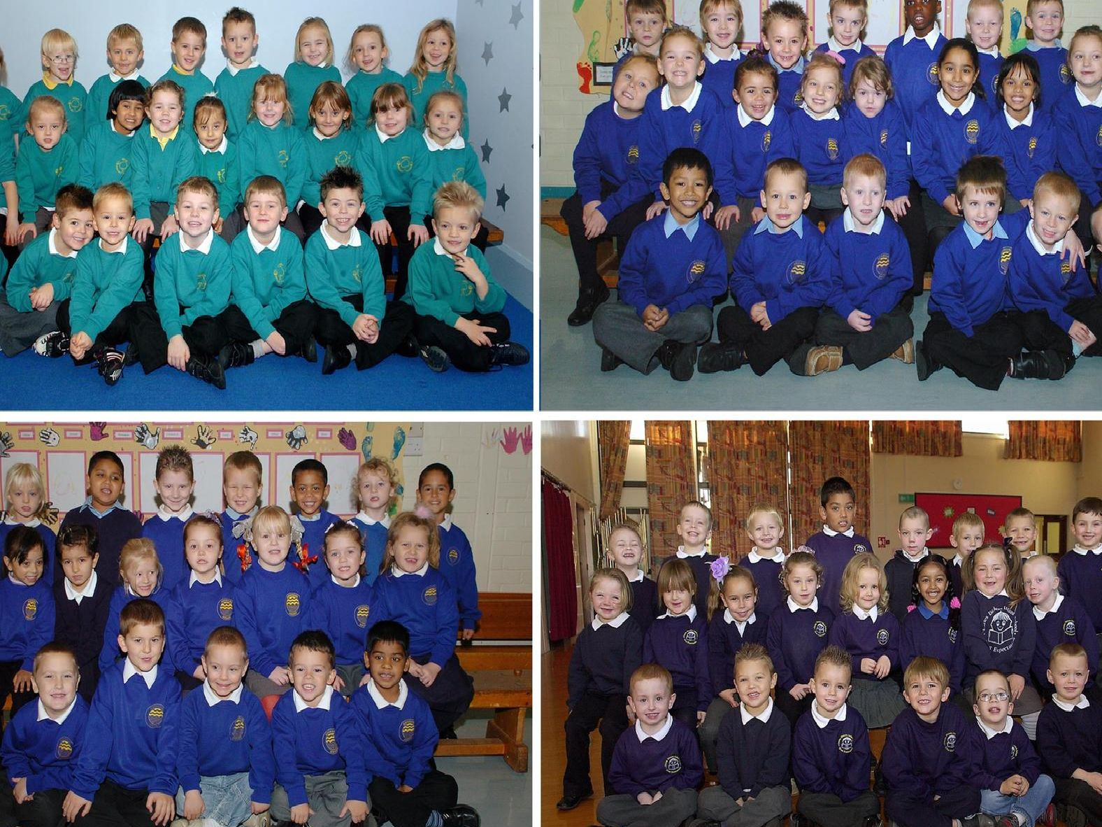 Reception class from 00s