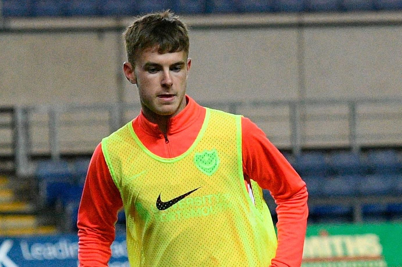 Kenny Jackett handed him his senior debut in the Leasing.com Trophy clash at Oxford last night at the age of 17 years and 14 days