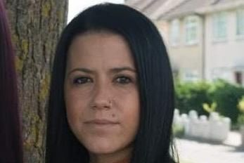 Kelly-Anne Case right was found dead following a house fire in Grange Crescent in Gosport on July 30. Picture: Family handout/Hampshire police