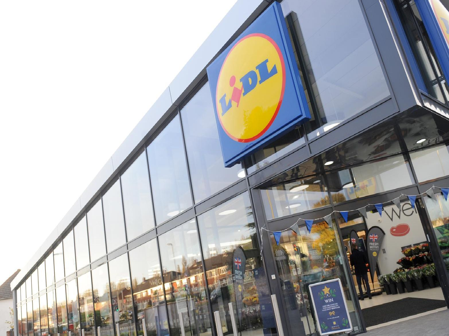 Lidl want to open new stores across Hampshire. Picture: Sarah Standing (161565-6963)