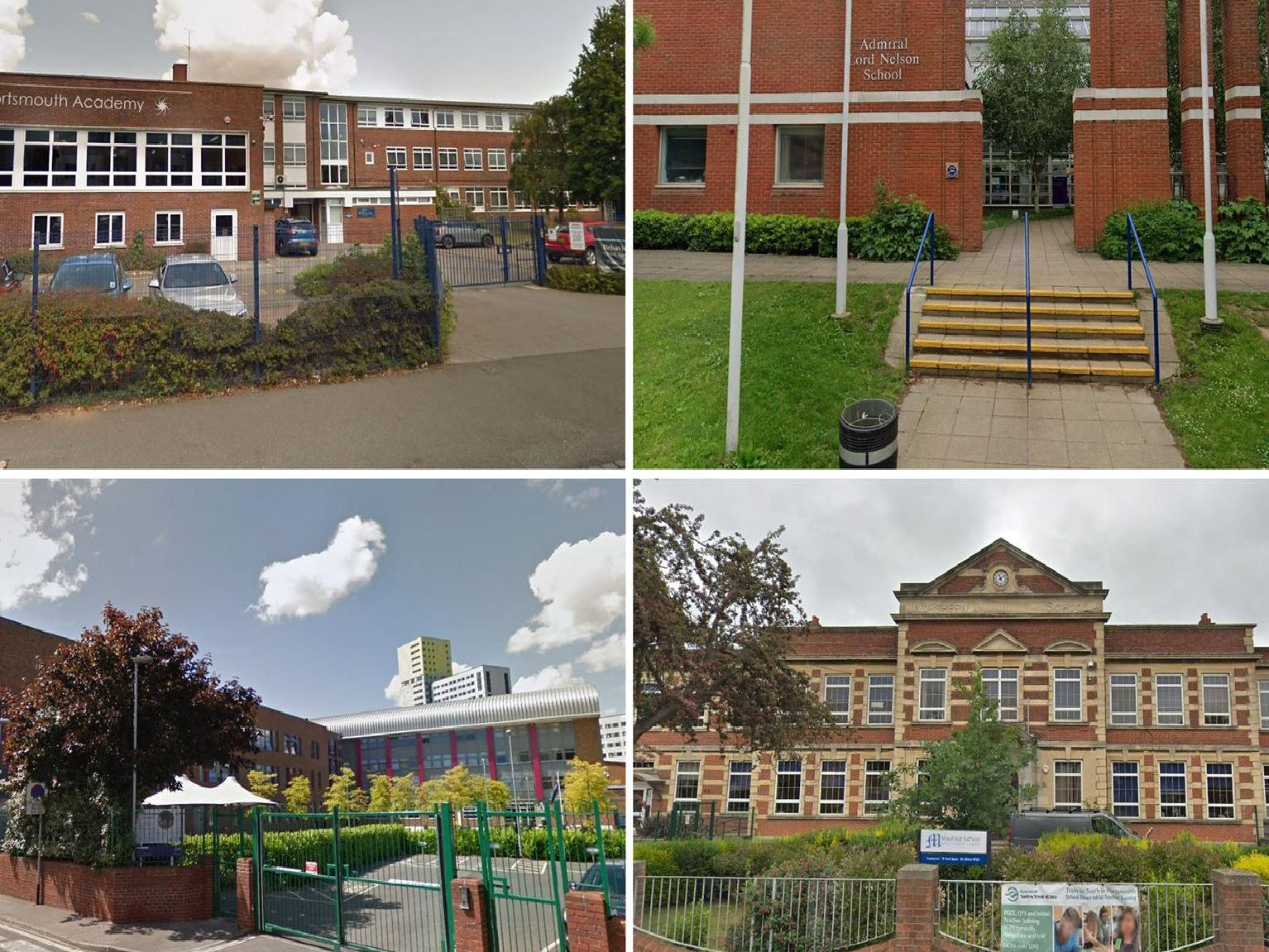 Best and worst performing secondary schools in Portsmouth