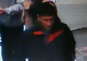 An item was taken from the freezers at Heron Foods, Lumley Road, Skegness, on Sunday, April 7, Police believe this man may be able to help with enquiries. ANL-190423-123833001