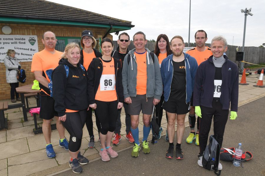 Sleaford Half Marathon and Fun Run. EMN-190605-103554001