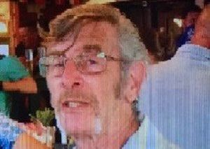 Missing man Peter Warren.