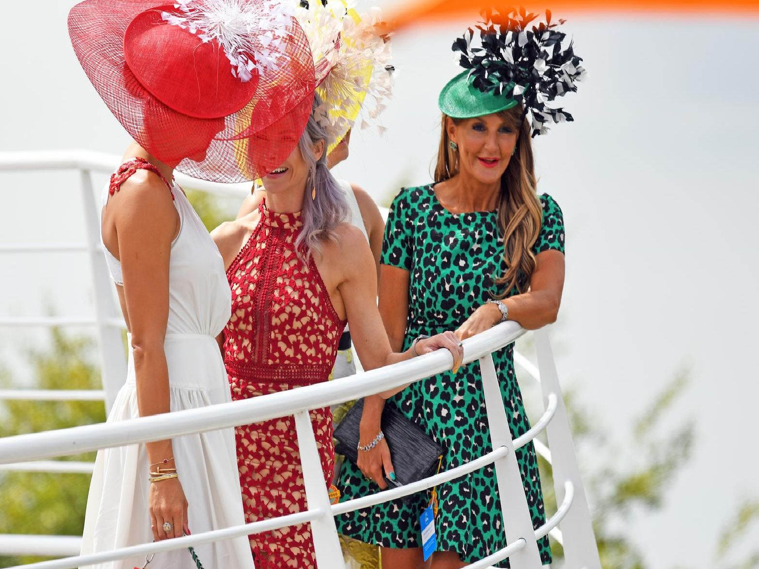 Ladies' Day at the 2019 Qatar Goodwood Festival / Pictures by Malcolm Wells