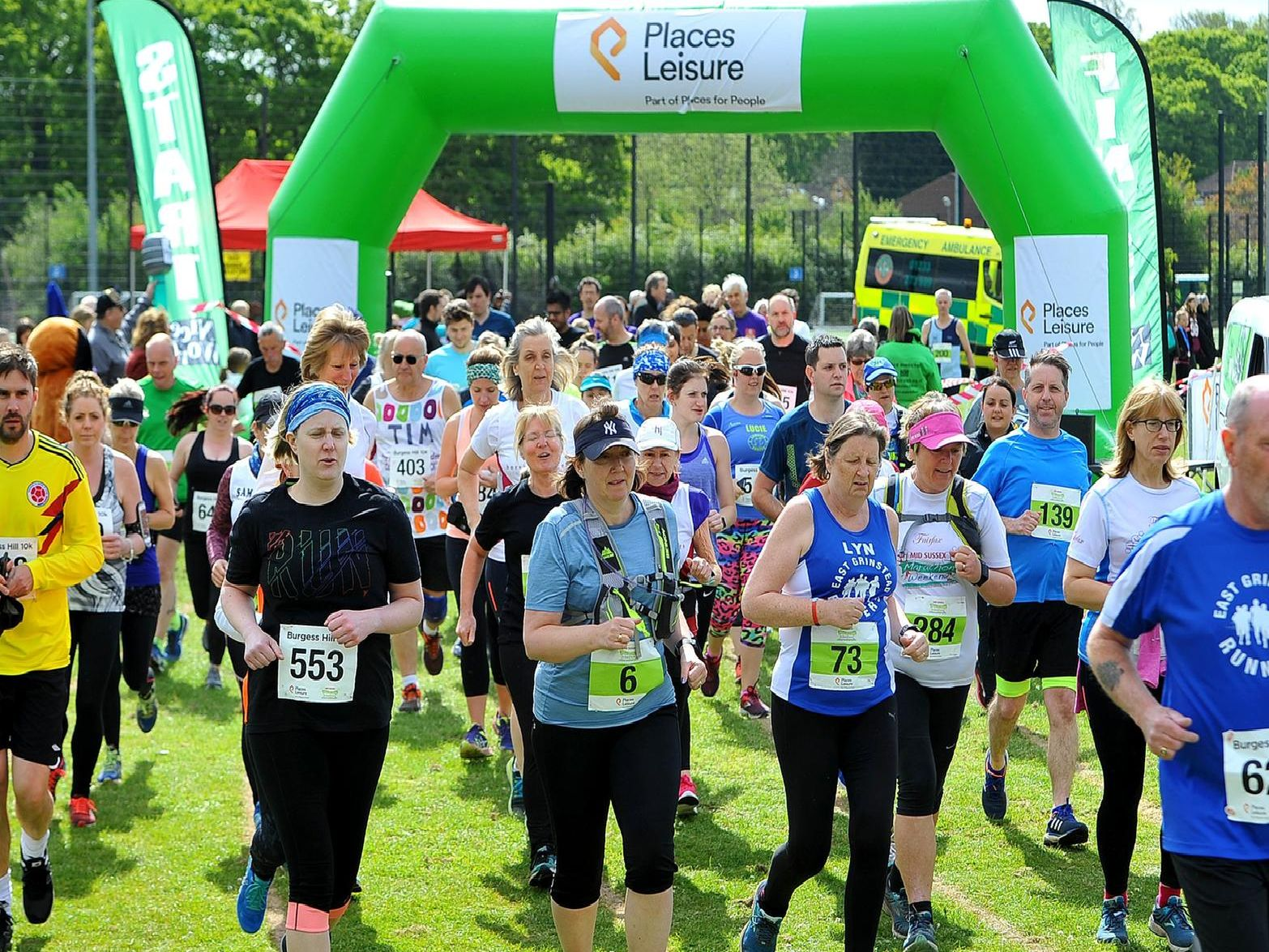 Mid Sussex Marathon 2019