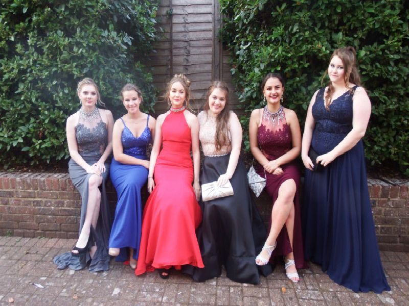 Durrington High School welcomed 260 students, the most ever to attend the summer ball, to Hilton Avisford Park Hotel for the final year-11 celebration