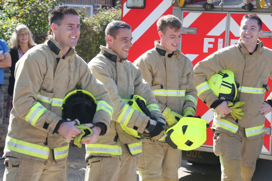 Billingshurst Fire Station open day 2019