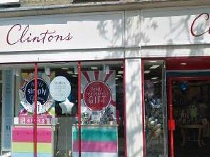 Clintons has 11 stores in Sussex  two in Worthing, two in Eastbourne, and in Chichester (pictured), Crawley, Horsham, Haywards Heath, Brighton, Seaford and Bexhill.