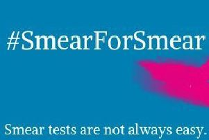 The #SmearForSmear campaign encourages women to attend screening