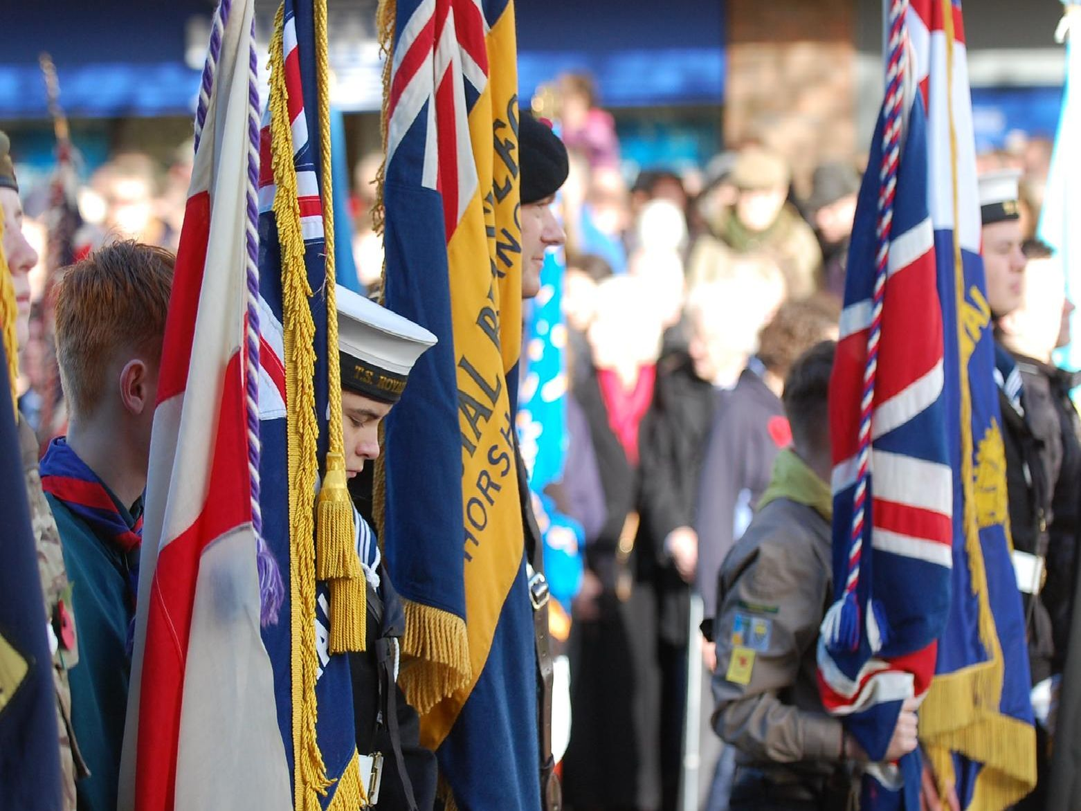 Horsham Remembrance Service 2018