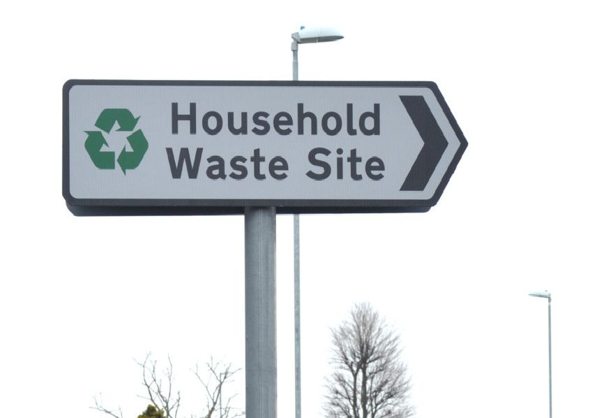 Summer opening hours at West Sussex's Household Waste Recycling Sites are set to start on Monday April 1