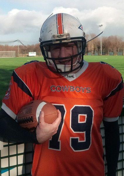 9814c447e80 Reporter seeks Super Bowl thrills in Northern Ireland ahead of NFL ...