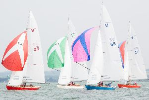 Young sailors tested to the limit at Hayling Island Sailing