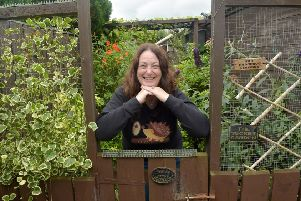 Gardening for Wildlife Award Winner: Julie Hayes, Ballymena