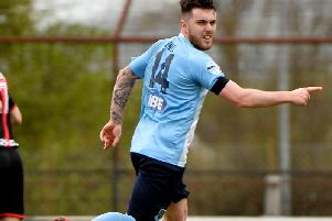 Ballymena United striker, Cathair Friel scored the decisive goal as the Braidmen saw off Ballinamallard.