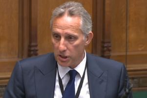 MPs are today expected to ratify the 30-day suspension from Parliament recommended for the DUP's Ian Paisley by the Commons standards committee